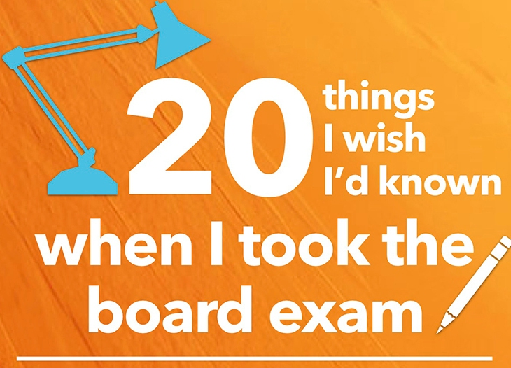 20 Things I Wish I'd Known When I Took the Board Exam | PRS